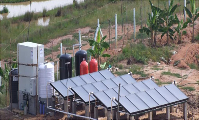 Solar Desalination Plants Manufacturers